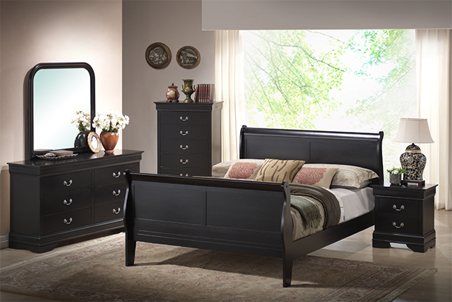 C5934A Louis Philippe Black-lg-10 | Ohio Appliance and Mattress ...