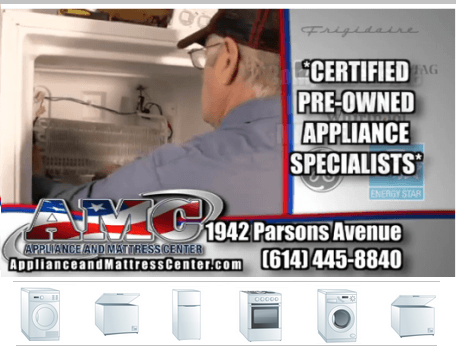 Appliance Parts Amp Repair Ohio Scratch And Dent Store