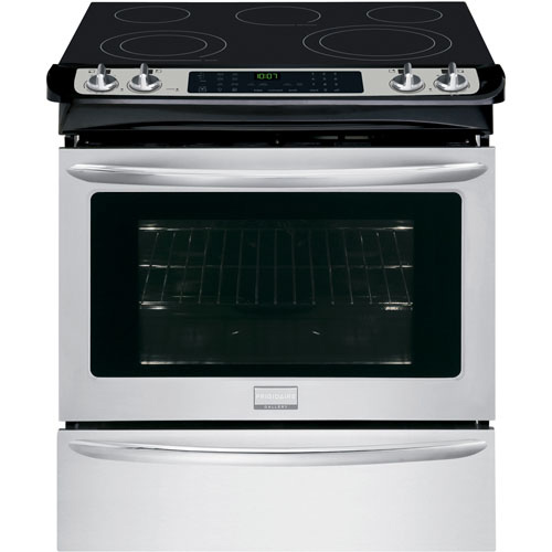 Frigidaire Fges3065pf Stainless Steel 30 Quot Smooth Top