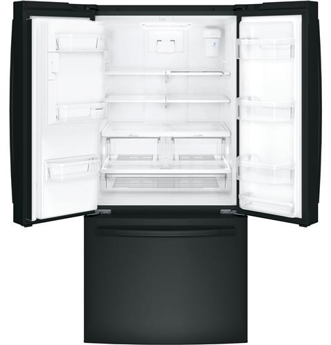 Gfe24jgkbb Ge 174 Series Energy Stars 174 23 8 Cu Ft French