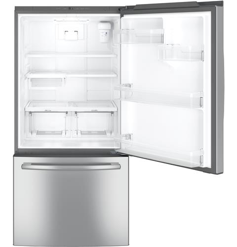 Ge 174 Energy Star 174 24 9 Cu Ft Bottom Freezer Drawer